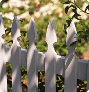 White Vinyl - Vinyl Fencing Houston TX