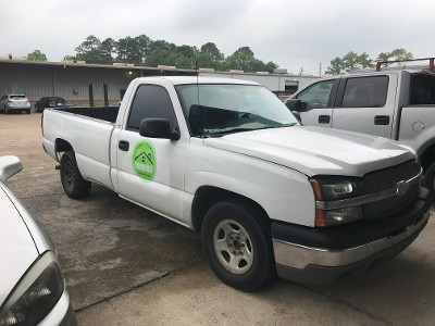 Affordable Custom Fence Truck